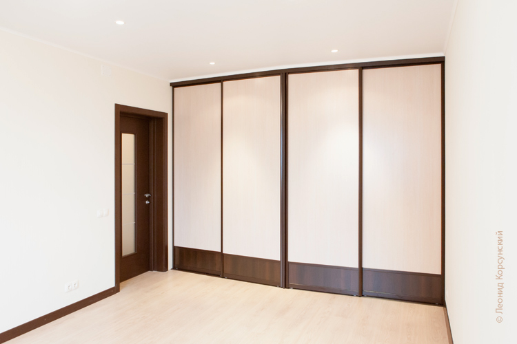 Шкафы купе 5 дверей